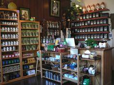 wild sage tea shop