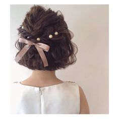 tomoyoさんありがとうございました♡ ボブアレンジ(*^^*) 楽しんできて下さいね♡ またお待ちしております♡ #hair#hairarrange#hairstyle#arrange#wadamiarrange#ヘアスタイル#ウェディング#ブライダル#ヘアアレンジ#ヘア#アレンジ#ファッション#ヘアメイク#メイク#愛知#名古屋#美容師#美容室#LOREN#lorensalon#ふわりんぱ