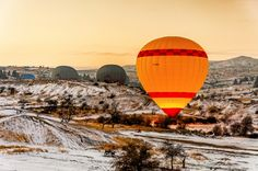 National Geographic Your Shot Famous Places, Video Image, Istanbul Turkey, National Geographic Photos, Ready To Go, Your Shot, Hot Air Balloon, Amazing Photography, Cool Photos