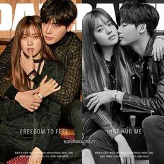 "RepostBy @kdramascrazy: ""Han Hyo Joo & Lee Jong Suk for DAZED Magazine November Issue☉ They look amazing❤ ___ #kdramascrazy #koreaactor #koreanactress #kdrama #kpopshoutout #dazed #kdramalovers #kdramas #koreandrama #koreanmodel #kmodel #w #wtwoworlds #leejongsuk #hanhyojoo #hyojoo #jongsuk #jongjoocouple #jongjoo #ljs #hhj #mbc #mbcdrama"" #like4like #follow4follow #spamforspam"
