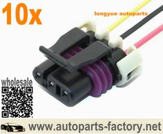 9cb0771ee21b0d594f574ea158de2139 crankshaft position sensor pigtail t56 vss speed sensor wiring pigtail duralast crankshaft position  at gsmportal.co