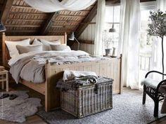 Scandi-style bedroom by Ikea Cosy Bedroom, Ikea Bedroom, Bedroom Furniture, Kids Furniture, Bedroom Ideas, Monochrome Bedroom, Ikea 2015, Box Bed, Cozy Place