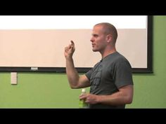 Tim Ferriss stops by the Googleplex to talk about his latest book and his philosophy on learning.