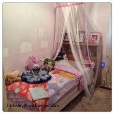 Princess bed.