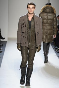 Belstaff Men's RTW Fall 2013
