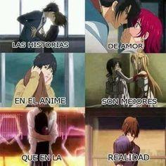 Y lo sabes... Otaku Anime, Manga Anime, Sword Art Online Asuna, Anime Qoutes, Comic Movies, Anime Sketch, Fujoshi, Cat Memes, Anime Love