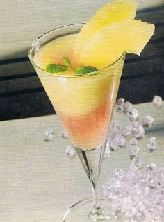 Culinária: Cocktail de Ananás