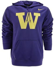 e2f834642ee Nike Men s Washington Huskies Warp Performance Hoodie Men - Sports Fan Shop  By Lids - Macy s