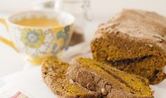 Pumpkin bread is always delicious, but this Pumpkin Pecan Cinnamon Swirl Bread takes it to a whole other level. Hints of citrus and warm spice and a generous cinnamon swirl runs through this gorgeous bread. Your house is going to smell incredible when this bakes. It's perfect with a hotGet the Recipe