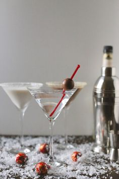 The Ultimate Chocolate Martini Bar - lindt chocolate