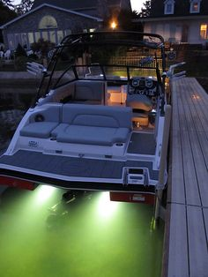 Underwater Boat Lights, Starcraft, Yachts, Boating, Ship, Lifestyle, Cool Stuff, Lighting, Sports