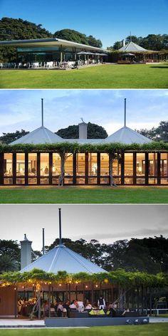 Centennial Parklands Dining, Sydney wedding venue