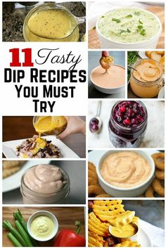 A good hostess knows that the best way towelcome guestsis with a tray of appetizers matched with mouthwateringdipping sauces. We gathered 11 delicious dips that are unbelievablyeasyto prepareand surprisinglyaffordable. Whether it's an outdoor barbecue, acasualgame night, or a formal dinner, you'll find a dip here that's perfect for your party. 1. Tahini Turmeric Dressing or …