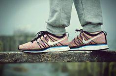 Nike Flyknit Trainer+ Multicolor #sneakers