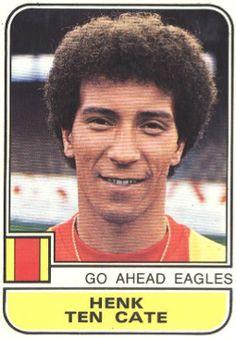 HENK TEN CATE Go Ahead Eagles (1986)