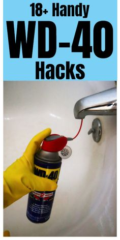 wd 40 uses cleaning \ wd 40 uses + wd 40 uses cleaning + wd 40 uses hacks + wd 40 uses cars + wd 40 uses shower doors + wd 40 uses stains + wd 40 uses cleaning car + wd 40 uses did you know Household Cleaning Tips, House Cleaning Tips, Diy Cleaning Products, Cleaning Solutions, Deep Cleaning, Cleaning Hacks, Cleaning Supplies, Cleaning Recipes, Fall Cleaning