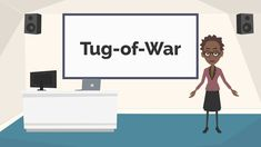 This creative thinking technique is based on the Force Field Analysis technique. It's a great way to examine the positive forces and negative forces of a pro. Tug Of War, Instructional Design, Creative Thinking, Classroom Ideas, Lady, Industrial Design, Classroom Setup, Classroom Themes