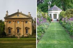 Wiltshire, England. STATS: 9 BEDROOMS, 6 BATHS, 4 HALF BATHS, 12,000 SQ. FT.  FROM $24,330/WEEK Pedigree: This classical Georgian home is the work of John Wood the Elder, the important 18th-century architect from Bath. Built in the 1730s, it is revered for its Palladian-style limestone façade. Forty-five acres of parkland feature manicured gardens, a pool, a tennis court, numerous outbuildings, and a herd of Hebridean sheep.