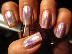 Color Club Halo Hues Halo-graphic by pretty tough nails  SOO PRETTY...WANT THIS TOO <3<3 @