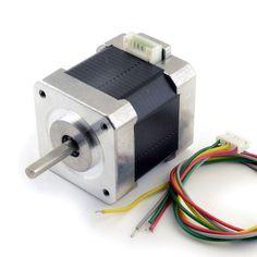 NEMA 17 High Torque Stepper Motor 78 oz-in CNC Mill Router 3D Printer Prusa i3