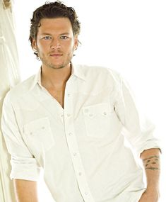 Oh Blake. Id love to hold you hostage. (;