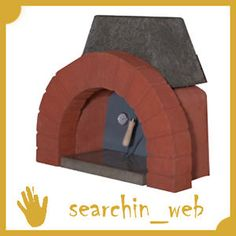 KIT-COMPLETO-ARCO-CAPPA-FINTO-MATTONE-CANNA-PER-FORNO-A-LEGNA-REFRATTARIO-80cm Wood Oven, Pizza, Arch, Wood Burning Oven, Wood Furnace, Wood Fired Oven