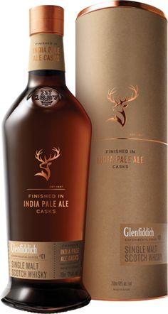 Glenfiddich Single Malt Scotch IPA Cask (750 ML)