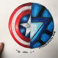 Civil war fan art by artisticshark Visit to grab an amazing super hero shirt now on sal Cool Art Drawings, Pencil Art Drawings, Disney Drawings, Easy Drawings, Avengers Drawings, Avengers Art, Marvel Paintings, Marvel Fan Art, Avengers Wallpaper