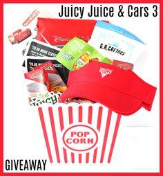 Juicy Juice & Fandango Prize Pack #Giveaway