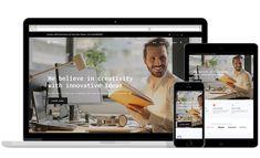 Zakra – Template Gratis WordPress Wordpress Template, Innovation, Polaroid Film, Templates, Learning, Creative, Stencils, Studying, Vorlage