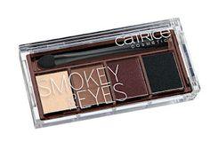 smokey eyes set by Catrice