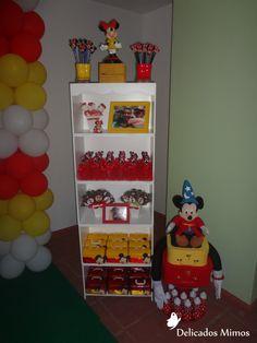 Aniversário 2 anos - Minnei Vermelha