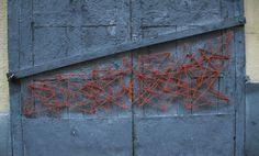 Duduá: Spidertag; telarañas con hilo