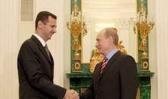 Assad in surprise Moscow visit