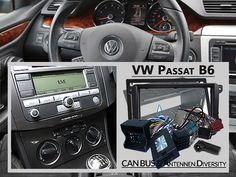 VW Passat B6 Fremdra