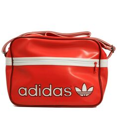 e7768f8f85dc  AdidasOriginals Bags Adidas Originals AC Airline Bag Vivid Red