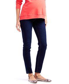 49.98$  Buy here - http://vitjq.justgood.pw/vig/item.php?t=hedcdso2770 - Maternity Skinny Maternity Jeans, Dark Wash