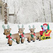 Take a look at the Festive Inflatables event on #zulily today!