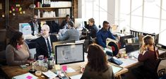 Business people at the office by rawpixel on Social Media Images, Creative Illustration, Women Lifestyle, The Office, All Over The World, Christmas Fun, Videos, Digital, Business