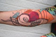 26 Beautiful Tattoos All Science Nerds Will Appreciate