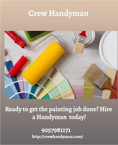 Painting Handyman Services In Brampton If you are looking to your wall with Painting Services, Home Improvement Projects, Wallpaper S, Ads, Website, Modern, Beautiful, Wall Papers, Wallpapers