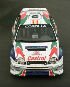 Toyota Corolla WRC -  TTE Rallycar