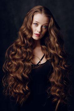 Photographer's photo Babak Fatholahi - Maria Curly Hair Styles, Updo Styles, Hair Styles 2016, Long Curly Hair, Open Hairstyles, Formal Hairstyles, Black Hairstyles, Fresh Hair, Beautiful Long Hair
