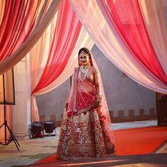 Designer Bridal Lehenga Choli - saree.com