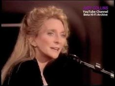 """Judy Collins - """"The Cherry Tree Carol""""   Live  1996. Judy Collins sings this traditional nativity ballad, thought to date back to the 15th century. The story tells of the fetus Jesus performing a miracle by lowering the bow of a cherry tree so that Mary can reach and pick the fruit."""