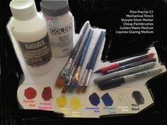 acrylic painting tips and tricks for beginners