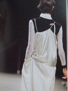 Yohji Yamamoto -- s/s 2002