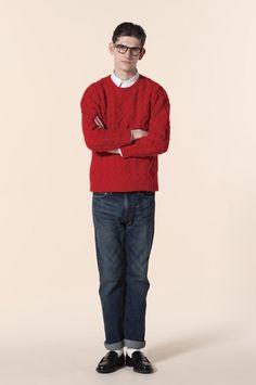 [No.9/31] MR.GENTLEMAN 2012-13秋冬コレクション | Fashionsnap.com