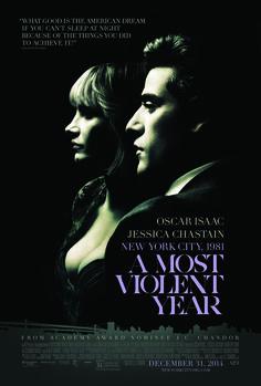 Film poster A Most Violent Year (J.C. Chandor) #IFFR