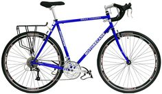 Touring Bikes | Commuting | Commuter Bikes | Motobecane Bikes - Gran Turismo for touring the country there is nothing better